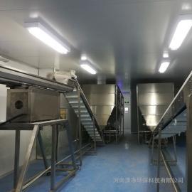 豫净蛋糕厂车jian净化装修项目