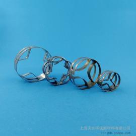 扁环、金属扁环、不锈钢304填料 梅花环
