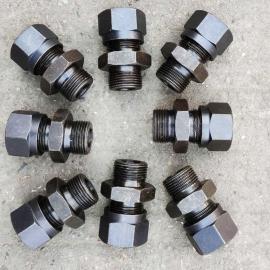 GLT扩口式不锈钢碳钢液压接头GB/5625-30