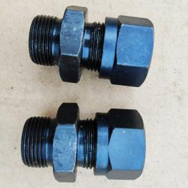 GLT全系列碳钢。不锈钢。高压液压接头GBT3733-40