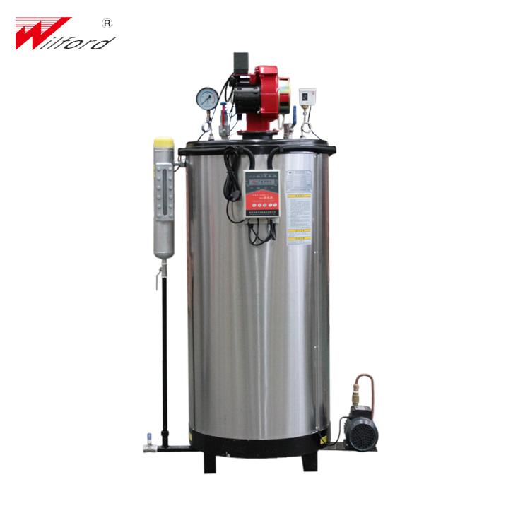 威孚小型燃油气蒸汽锅炉用于贴标签