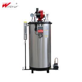 威孚型天然气立式蒸汽锅炉LSS