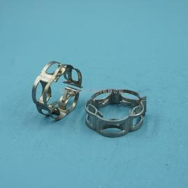 昆山天大不锈钢梅花扁环填料QH-3金属扁环填料