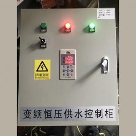 金田泵宝喷淋恒压供水变频控制箱BH386