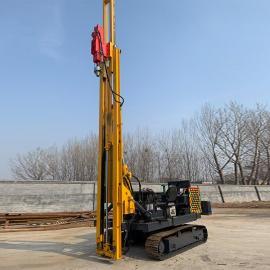 正宏 气动锚杆钻机的维修 手持式土壤取样钻机 液压钻机配件 ZH-123
