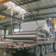 贝特尔现货洗沙尾泥脱水机 带式压滤机设备 污泥处理效率高RBYL