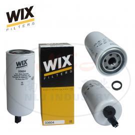 WIX维克斯燃油过滤/水分离器芯33604