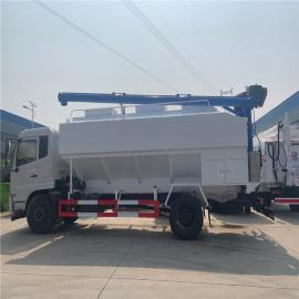 东风俊浩饲料车8吨10吨三仓罐diandong送料车2020年kuan