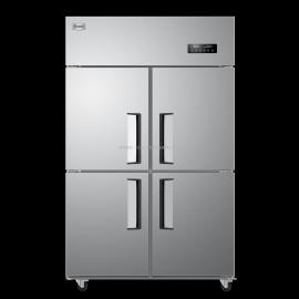 海��(Haier)�L循�h商用�N房冰箱 立式�N房雪柜 不�P�冷柜SLB-980C2D2