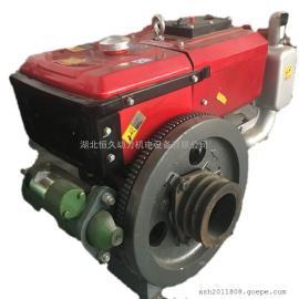 常众10匹马力单缸柴油机R190