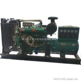 潍柴优卓 120kw柴油发电机组 R6105