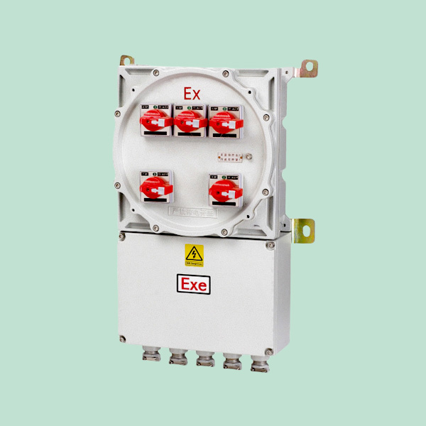 卫佳防爆配电柜防爆配电检修箱防爆就地远程控制柜BXK