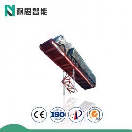 耐思智能卸车机液压翻板 液压翻板卸车机 正顶式后翻卸车机非标定制