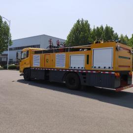 热销的沥青快速修补车 路面修补车 小型道路养护机械友一5180