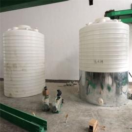 10吨PE桶ju乙烯储罐环保daxing塑胶水塔