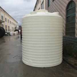 20立方混凝tu外加剂储罐PE化工ju乙烯水箱