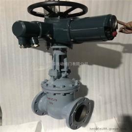 不锈钢电动法兰调节闸阀供应Z941H-64P-DN3500