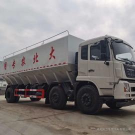 程力威牌11吨饲料罐车购车指导东风