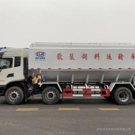 程力威牌38方饲料罐车购车指导东风