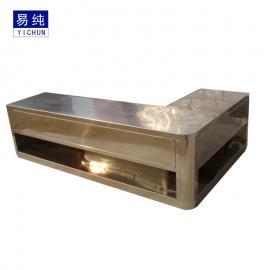 易chun�huan�304不锈gangL转角型更xieguiL-xd