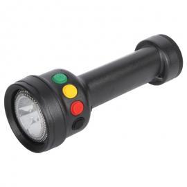 言泉电气RG4730林木业固态微型联络信号手电LED红黄绿白四色