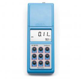 哈纳微电脑多量程浊度EPA标准测定仪HI98703