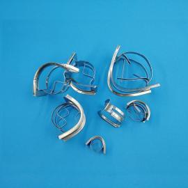 金属矩鞍环填料 不锈钢 410材质 304 316L矩鞍环