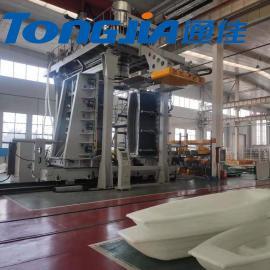 湖北养殖渔船生产设备 3.2米塑料船生产线TJ-VB10000L
