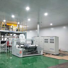 通佳1.6米熔喷无纺布设备 熔喷布生产机器TJ-RPB1600MM