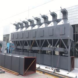 立科环保活性炭吸附箱 活性炭环保箱 活性炭过滤箱 活性炭漆雾处理箱LK0022