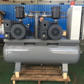 BECKERBecker贝克干式真空泵VT4.16 无油干式旋片真空泵系统设计组装VT4.40