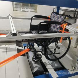正杰仪器 现货轮椅车双辊疲劳试验机 ISO7176电动三轮车行走寿命检测