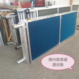 泰莱制药厂pan管空气冷却器3空调tong管表冷器16