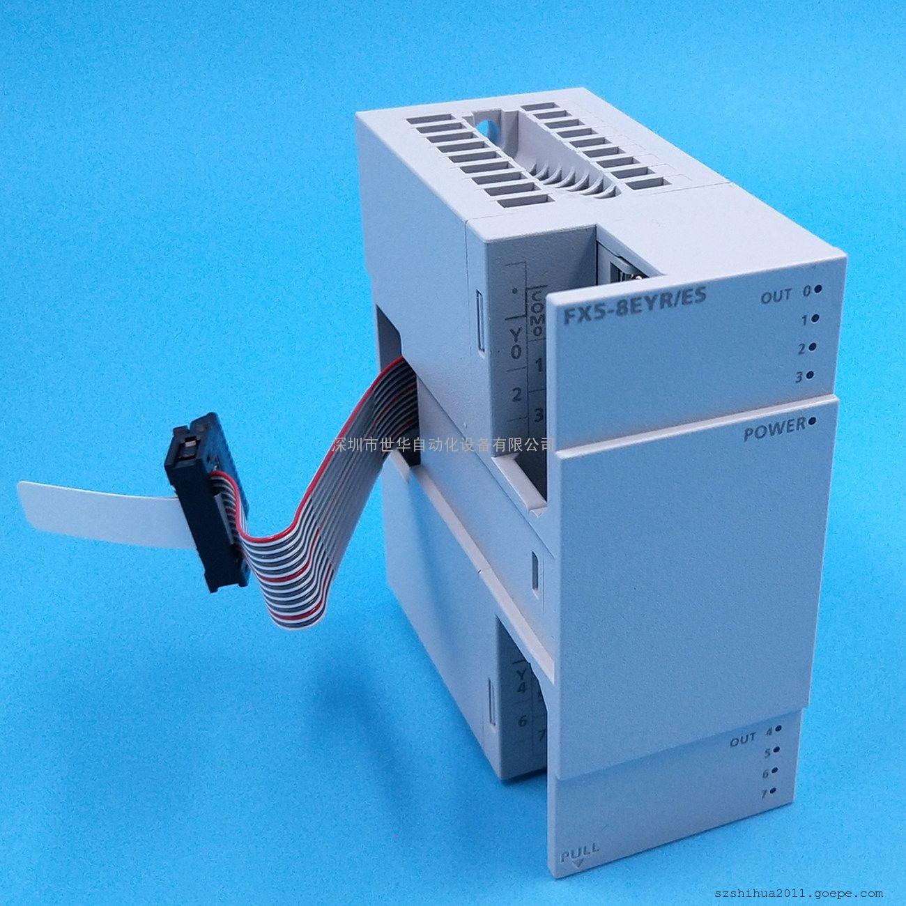 三菱FX5-32ET-ES 输入输出扩展模块