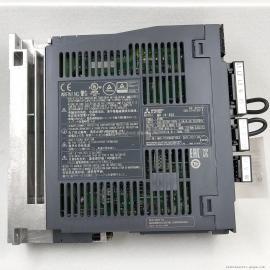 三菱100W伺服驱动器MR-JE-10A含电机