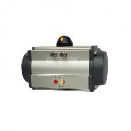 KOFI FLOW调节型风阀气动执行器 失气保位型带双用手动离合器0-100%AT83+定位器