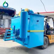 百思特环保溶气气浮机 平流式气浮设备 塑料清洗污水处理设备best