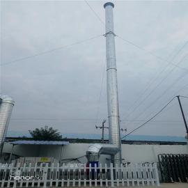 英力污水厂用高压脉冲等离子除臭系统YLCC