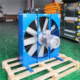 JIAN YI剑邑美卓HP500液压圆锥破碎机油冷却系统 风冷式油冷却器ELB-9-A3