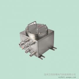 卫佳不锈钢防爆接线箱配电箱BXMD