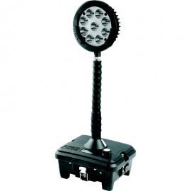 言泉电气RG6105便携式移动照明灯/LED27W聚泛光可调升降灯