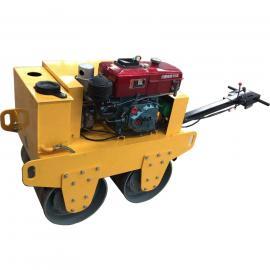 卡洛特手推式双钢轮压路机600