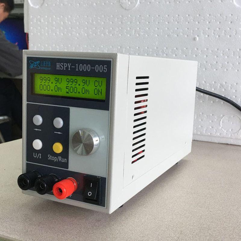 400V2.5A 高精度可编程直流稳压电源HSPY400-2.5汉晟普源