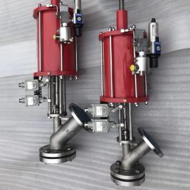 APIRT瑞通气动放料阀,气动上展式放料阀,气动下展式放料阀FL41W-16P