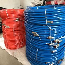 聚氨酯喷涂软管、黑白料管、内加热、外加热管