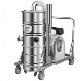 户外施工用吸泥土砂石颗粒用吸尘器铸造车间用吸尘机QY-75J威德尔(WAIDR)