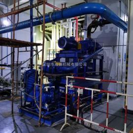 电力行业真空系统 高效真空机组 凝汽器真空提高装置