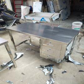 净化车间不锈钢工作台定做