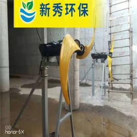 新xiuhuan保QJB4/4-1800齿轮箱潜水式推流搅拌机