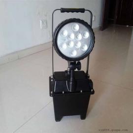HBYANQ大功率防爆工作灯30W防爆移动升降照明灯bfd8120a